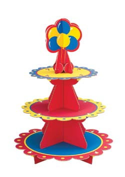 Balloon Cupcake Stand Kit (Holds 24)