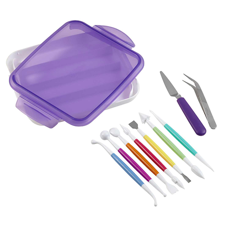 Fondant and Gum Paste Tool Set