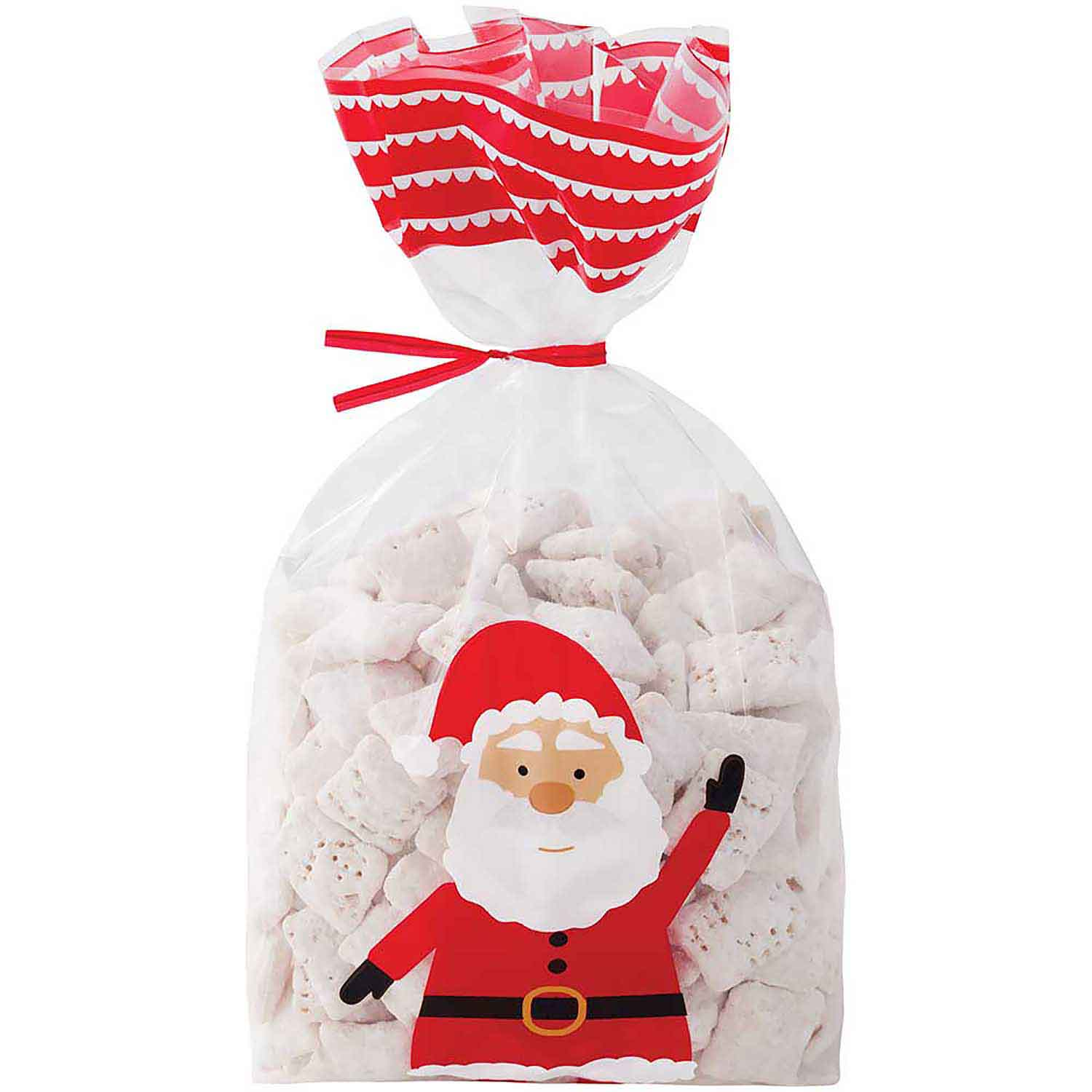 Santa Claus Treat Bags