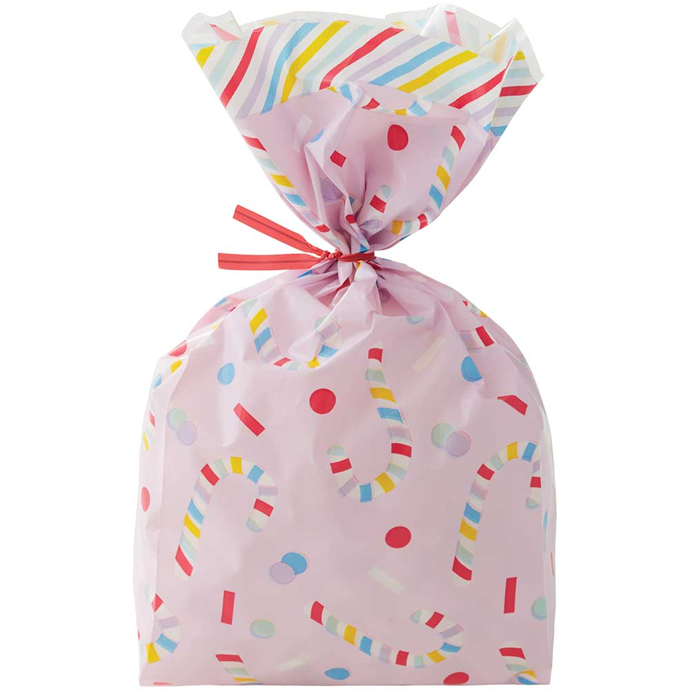 Candy Cane Treat Bags