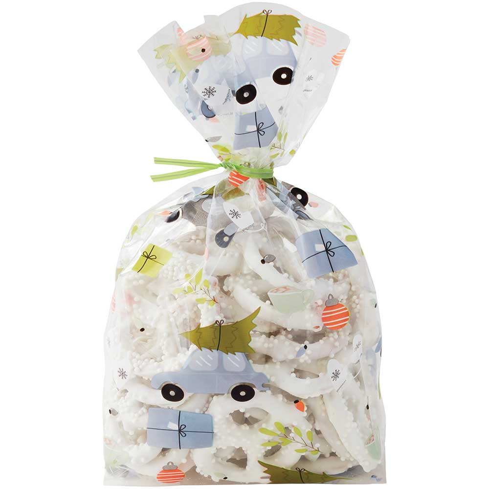 Winter Wishes Treat Bags