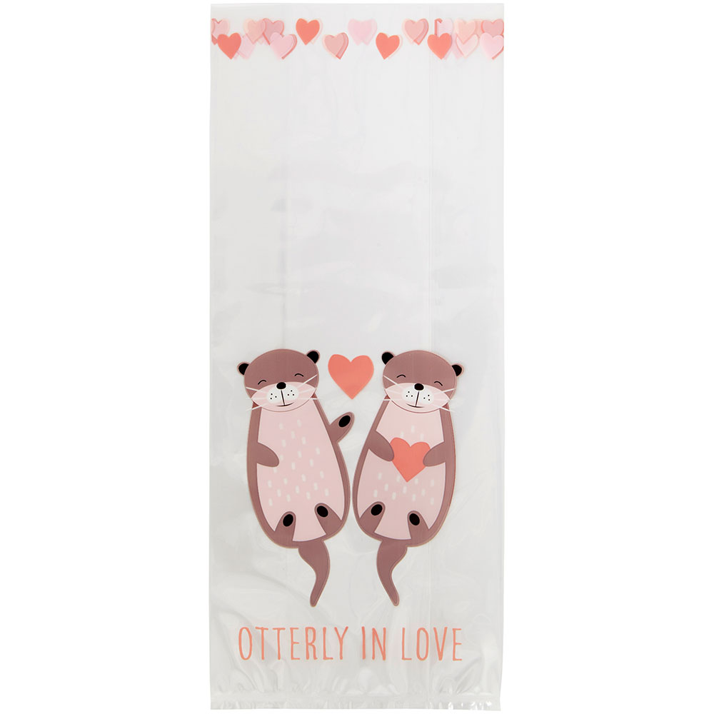 Otterly In Love Treat Bags