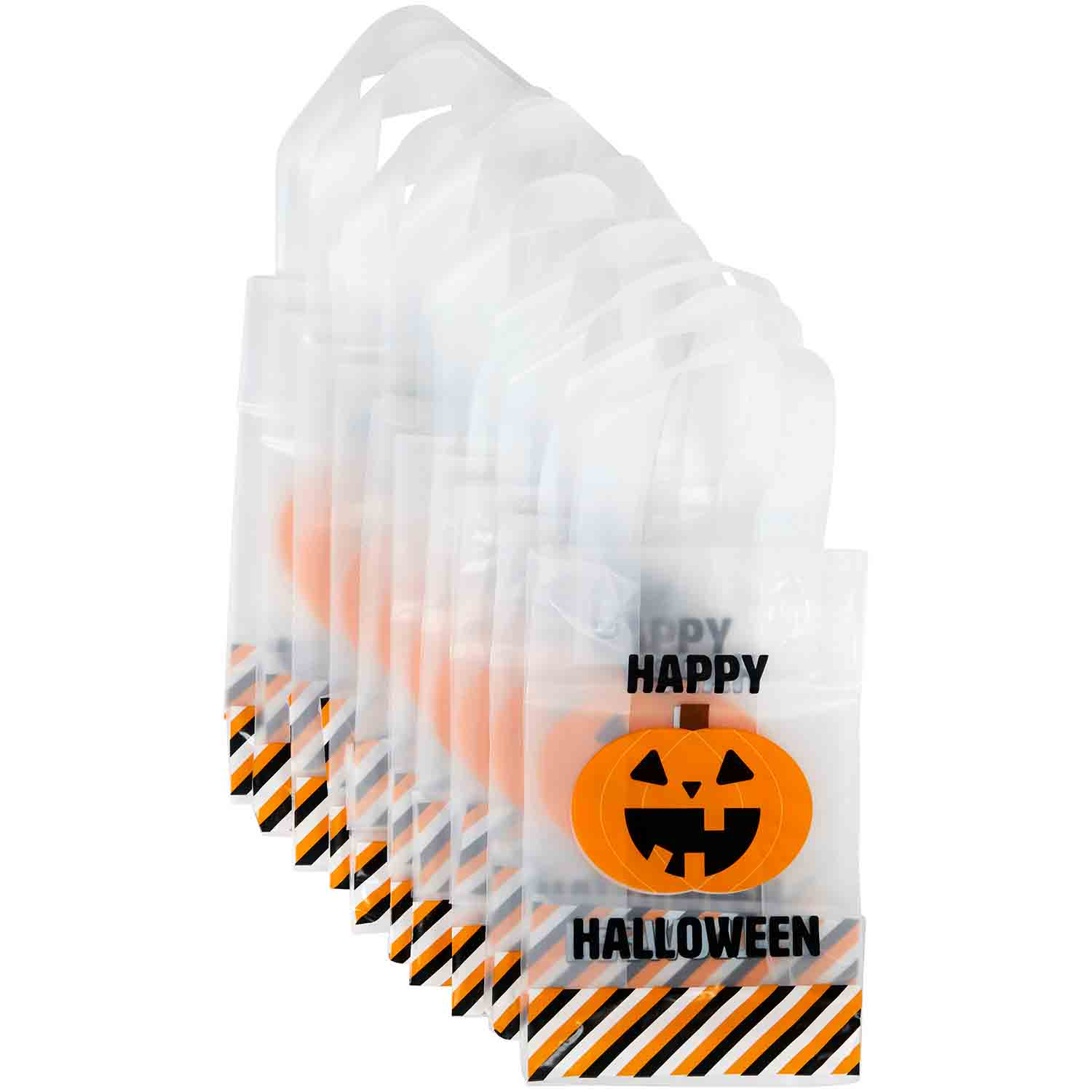 Mini Halloween Treat Bags