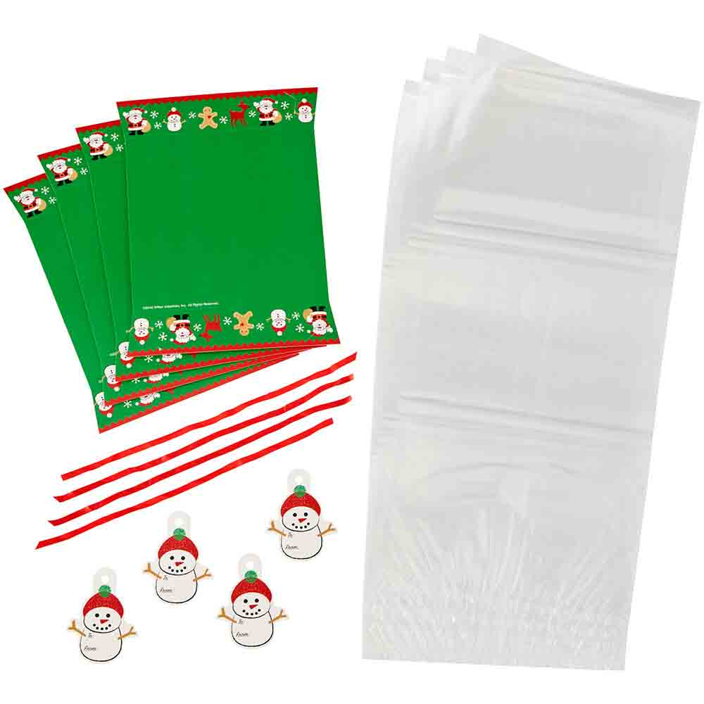 Merry & Bright Cookie Tray Kit
