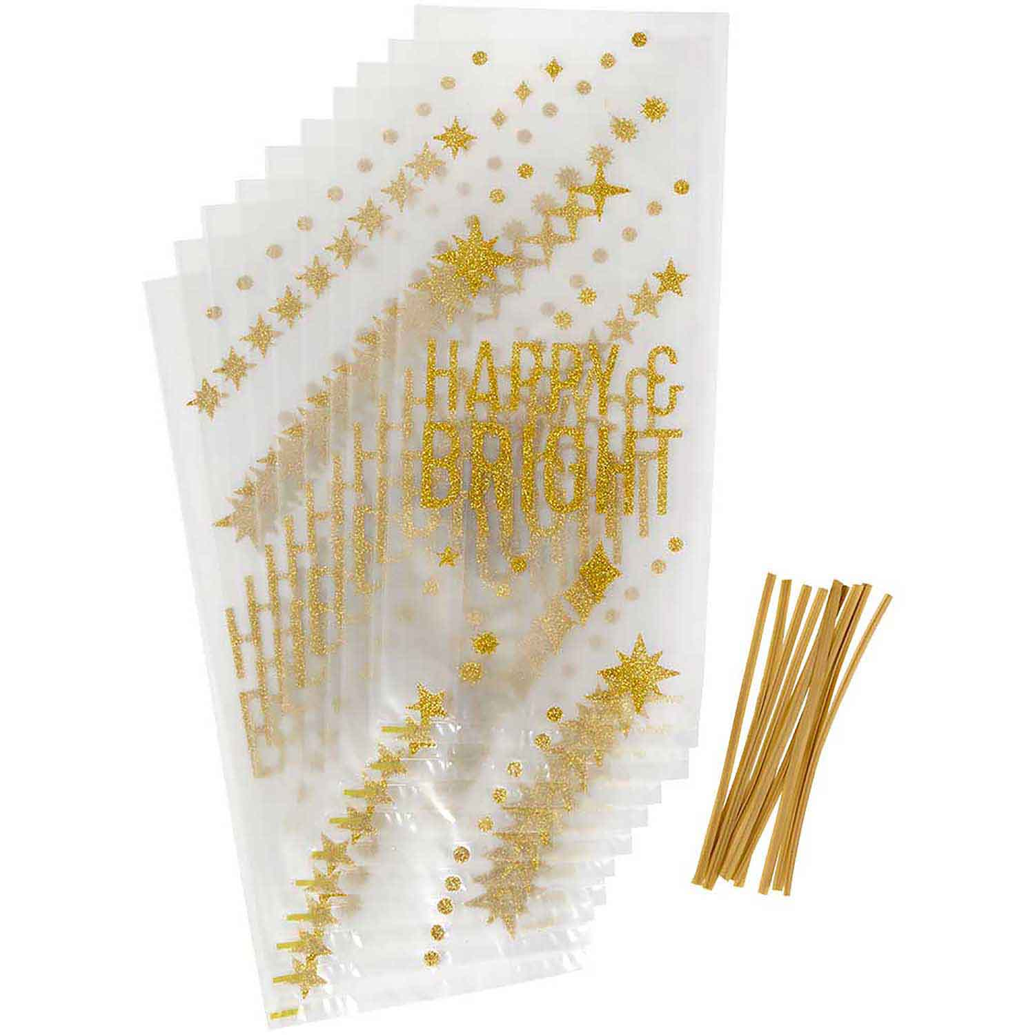 Happy & Bright Treat Bags