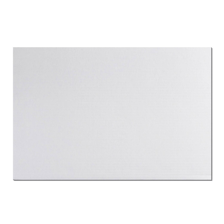"13 7/8"" x 19 7/8"" Doublewall Half Sheet Cake Cardboards"