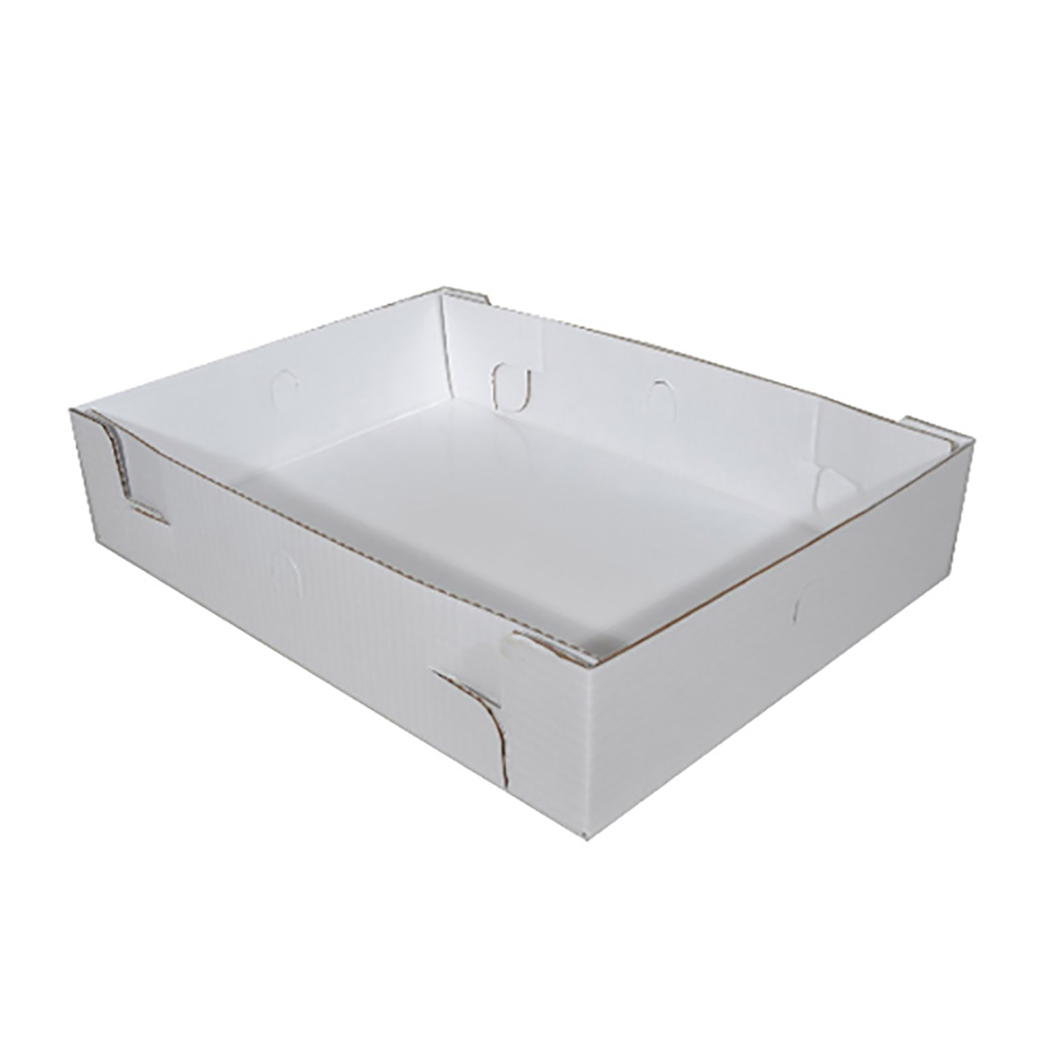"20"" x 14"" x 3"" Half Sheet Cake Trays"
