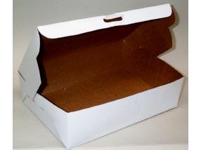 "19"" x 14"" x 4 1/2"" Cake Boxes"