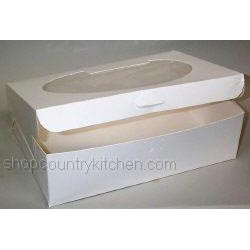 "20"" x 14"" x 4"" Cake Boxes With Window"