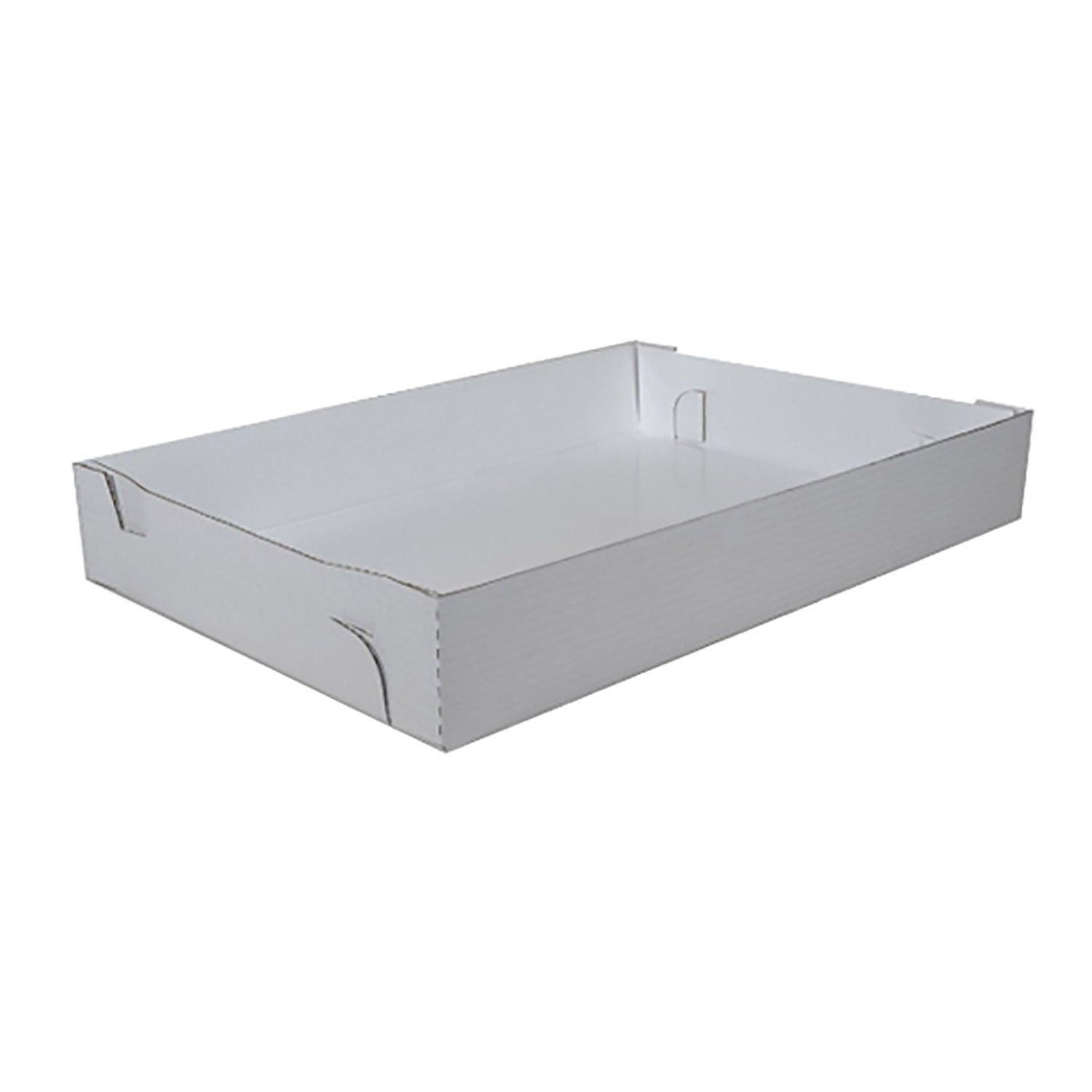 "25 7/8"" x 18"" x 4"" Full Sheet Cake Tray"
