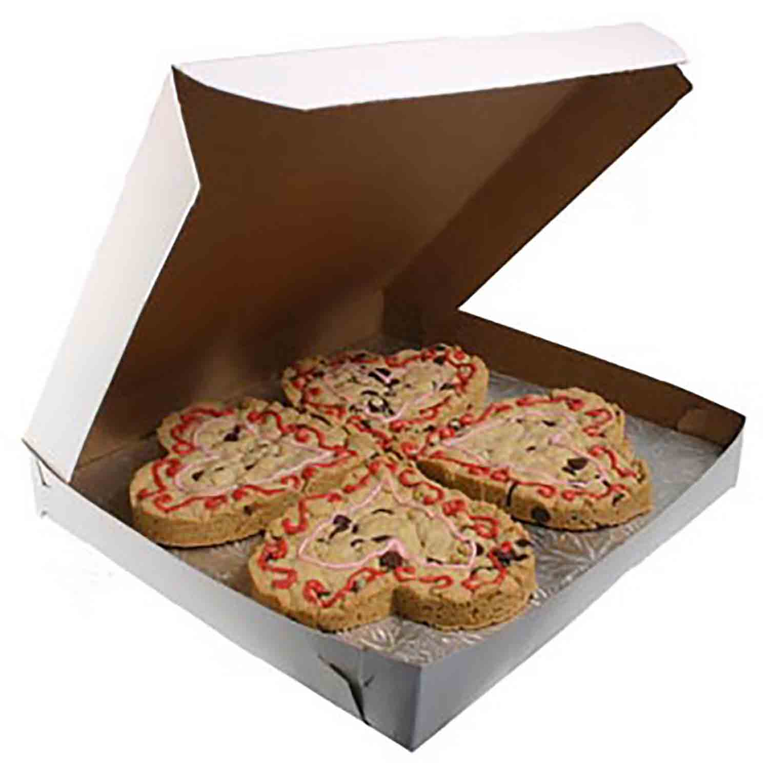 "14"" x 14"" x 2"" Cookie or Pie Box"