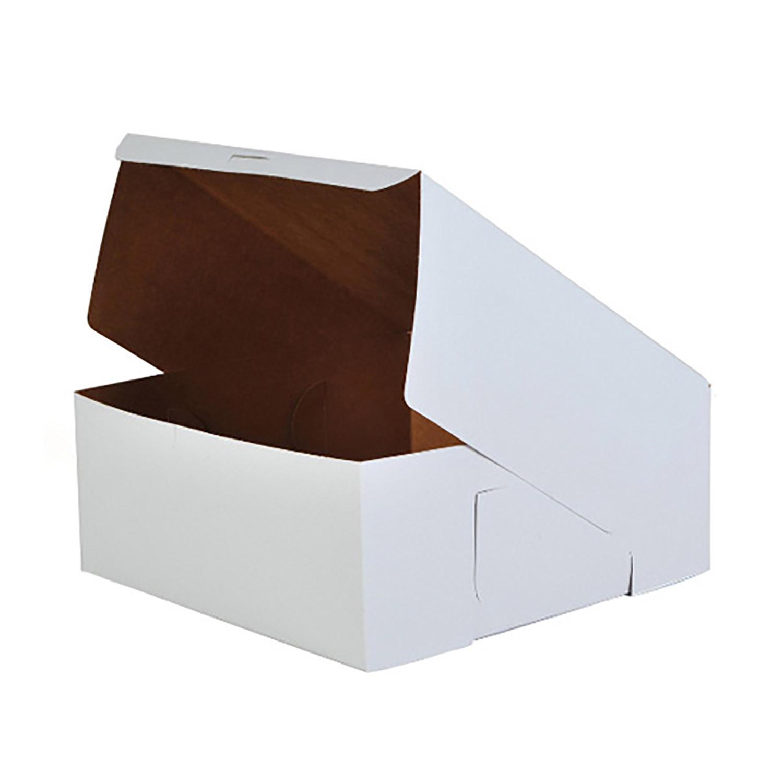 "6"" x 6"" x 4"" Cake Boxes"