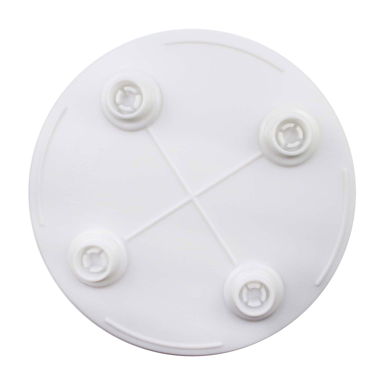 "14"" Round Bakery Craft Separator Plate"