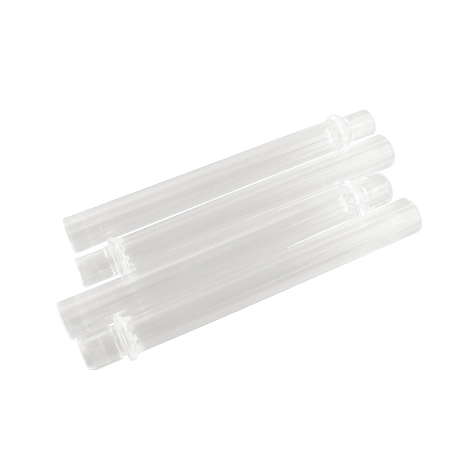 "7"" Clear Reg. Locking Columns"