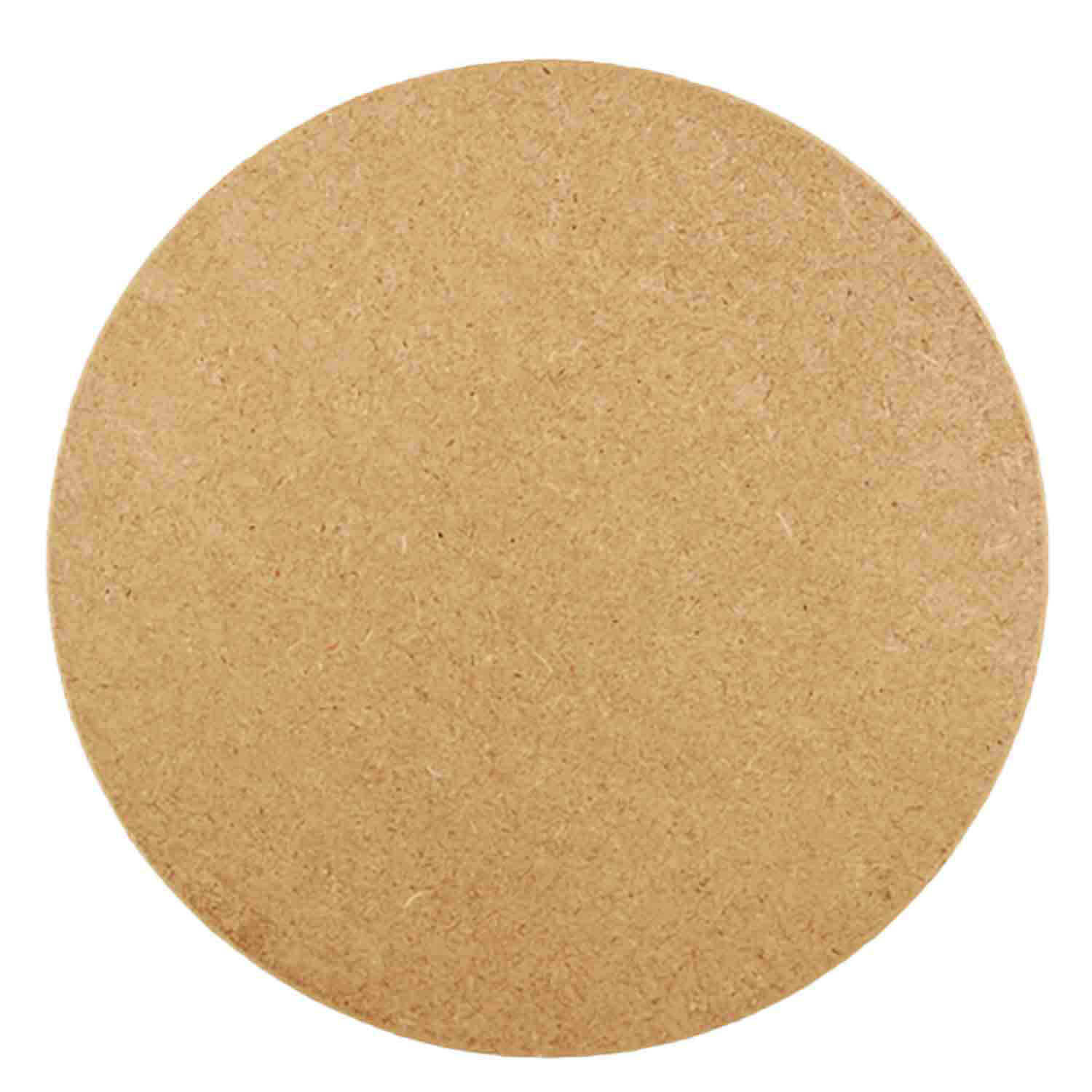 "15"" Round Masonite Cake Board"