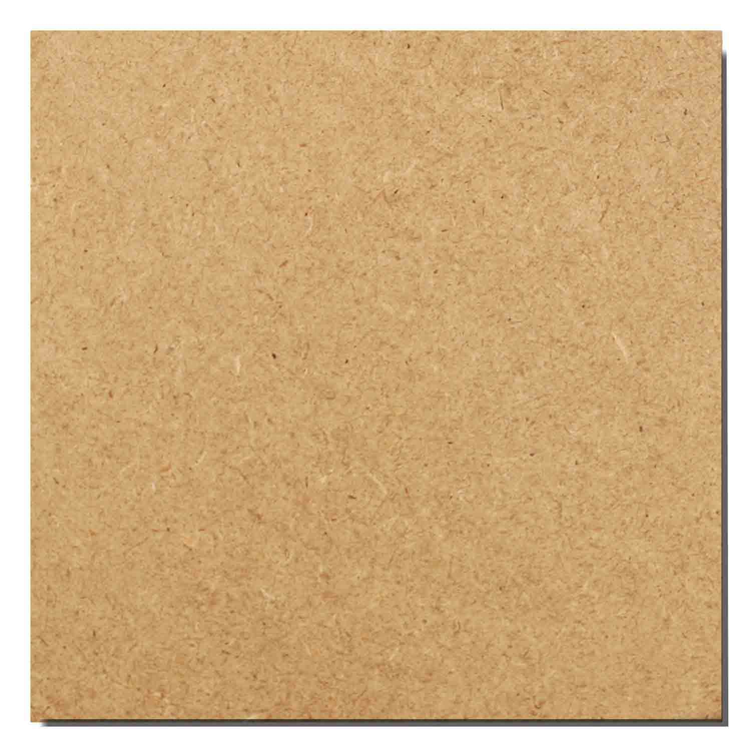 "12"" Square Masonite Cake Board"