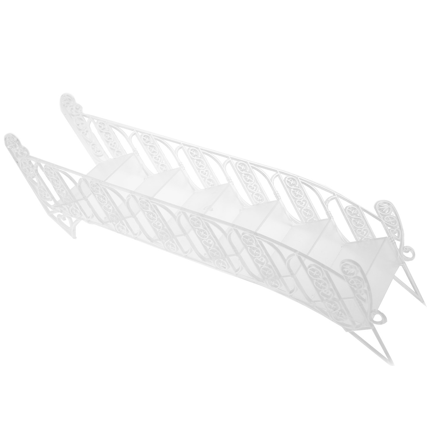 Plastic Clear Stairs