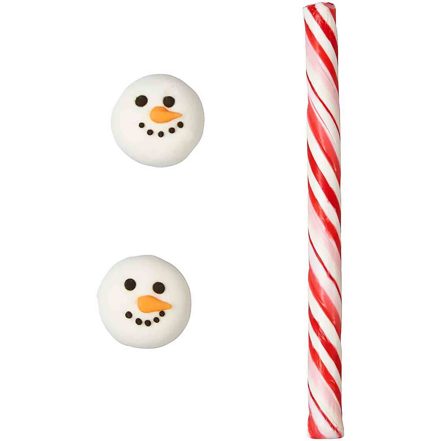 Snowman Cocoa Trimming Kit