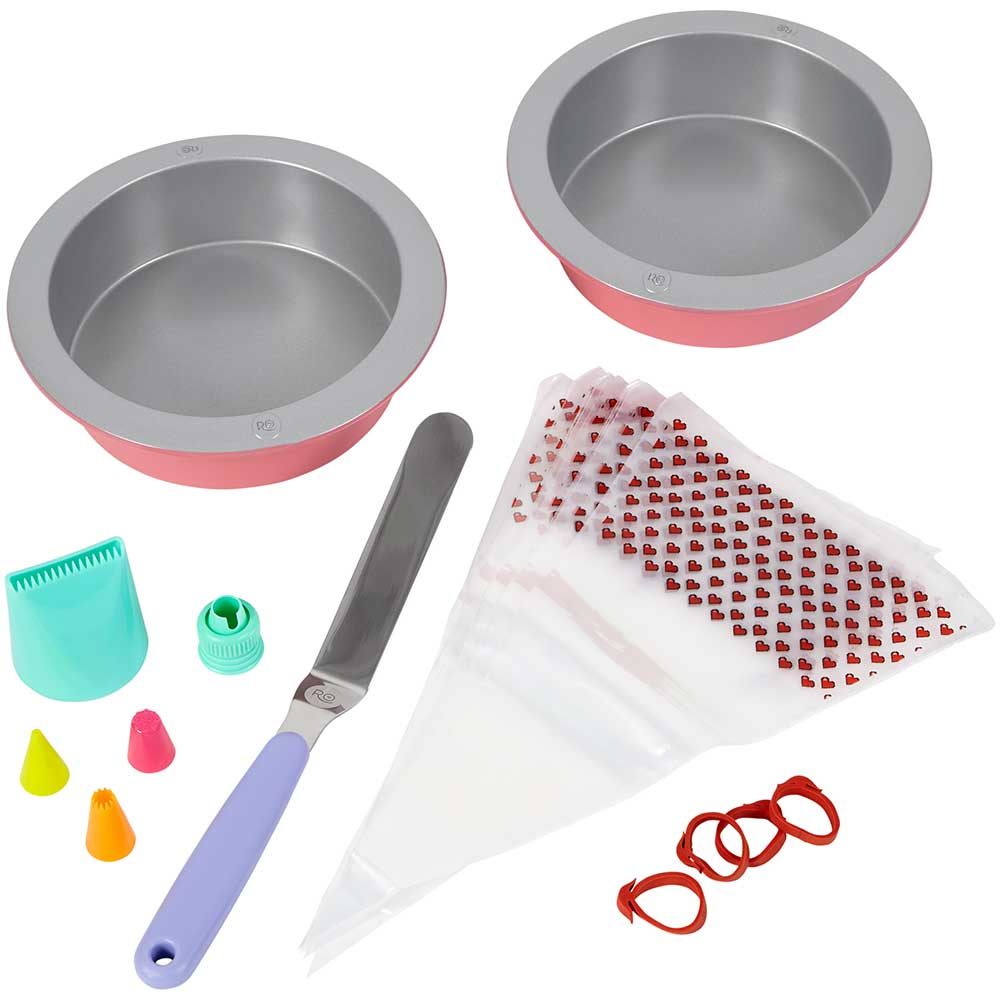 Rosanna Pansino Deluxe Cake Decorating Set