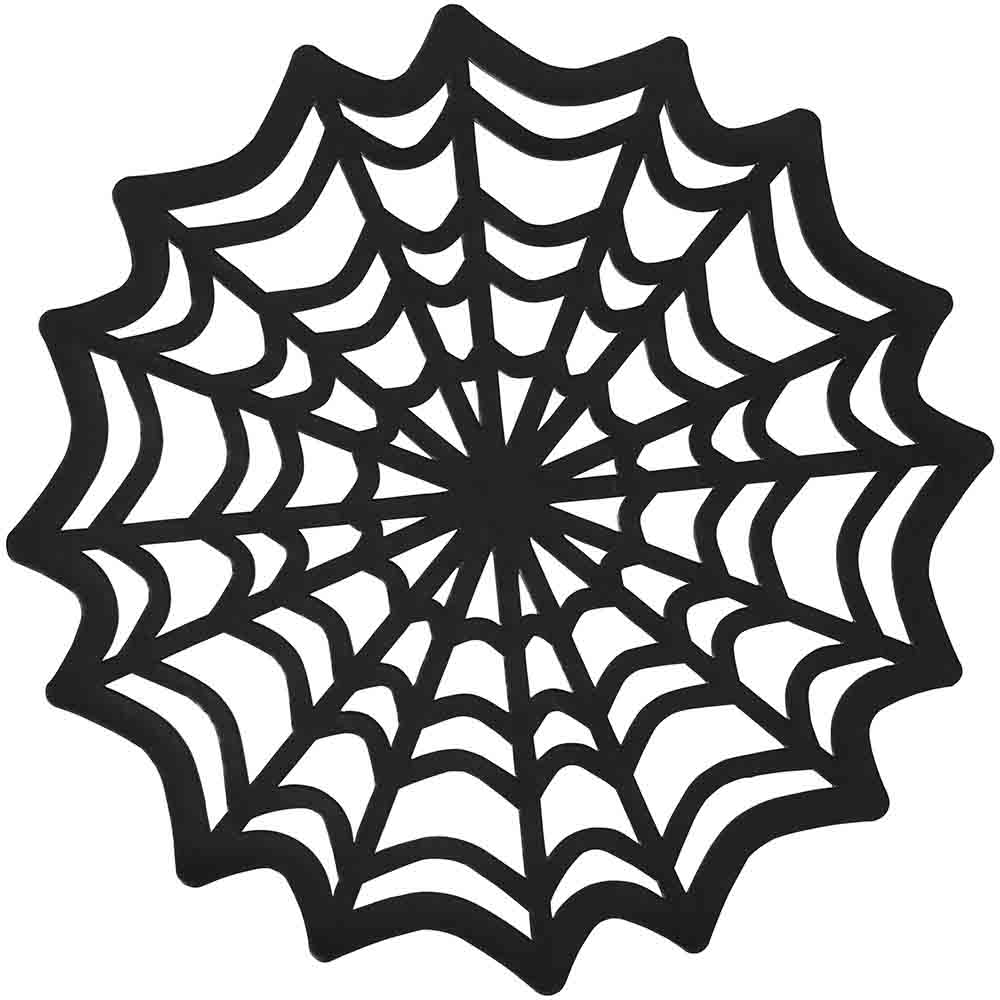 Mini Spider Web Doilies