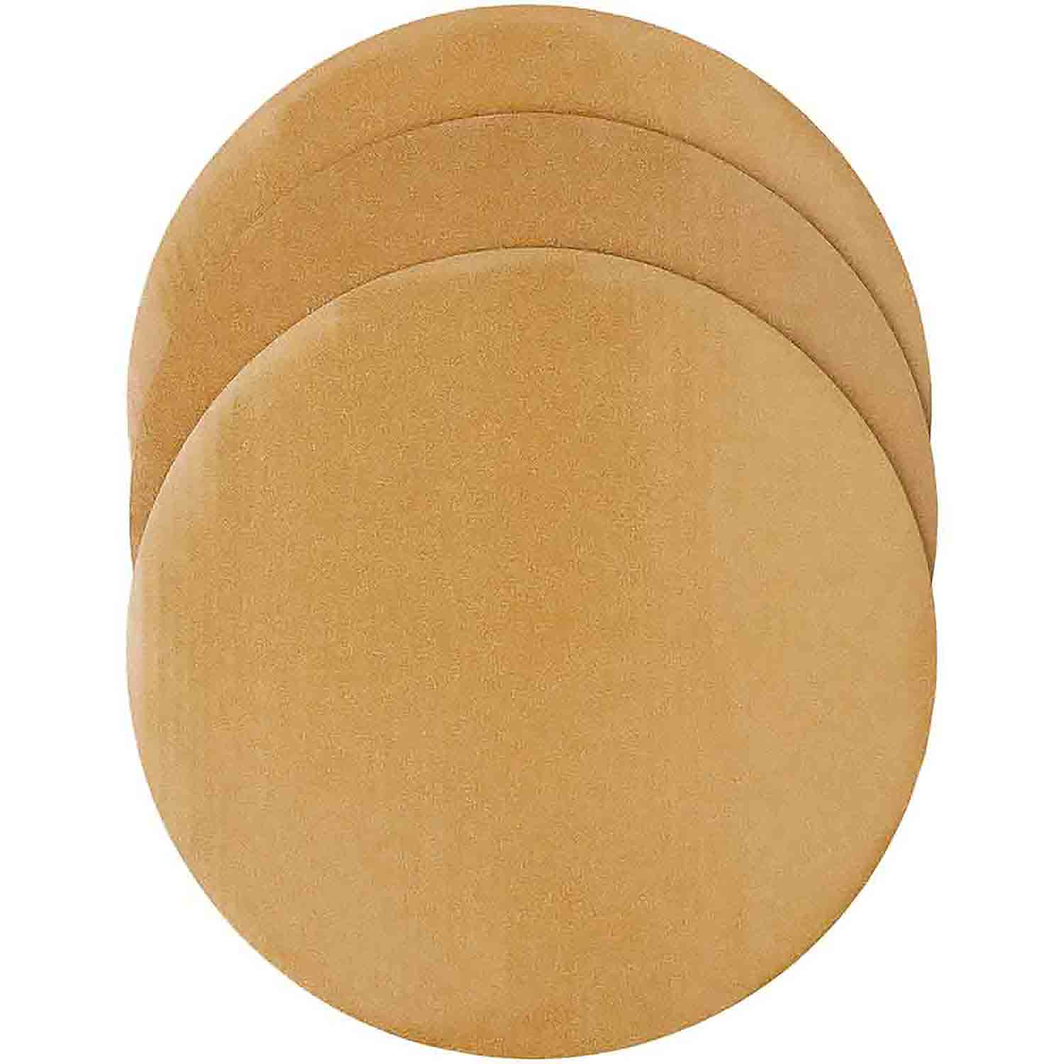 12in Gold Glitter Round Cake Cardboards
