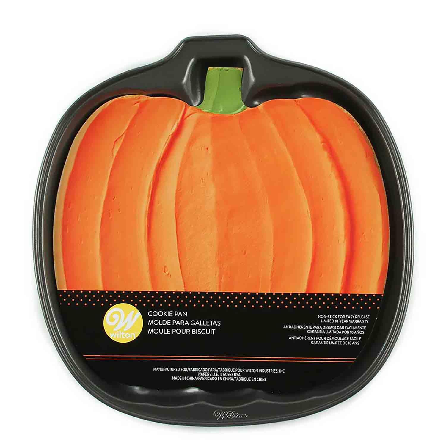 Pumpkin Cookie Pan