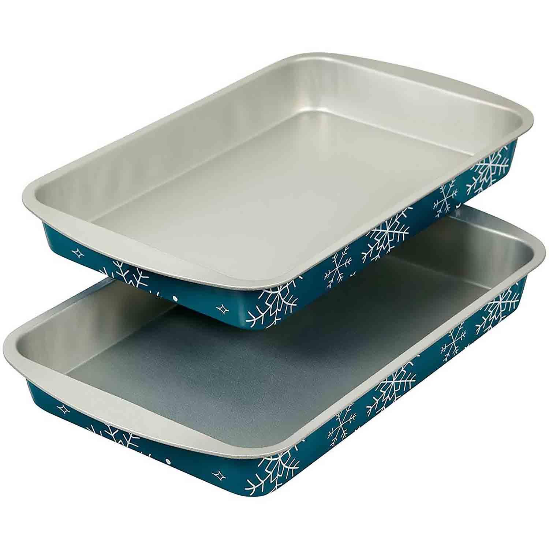 Snowflake Cake Pan Set