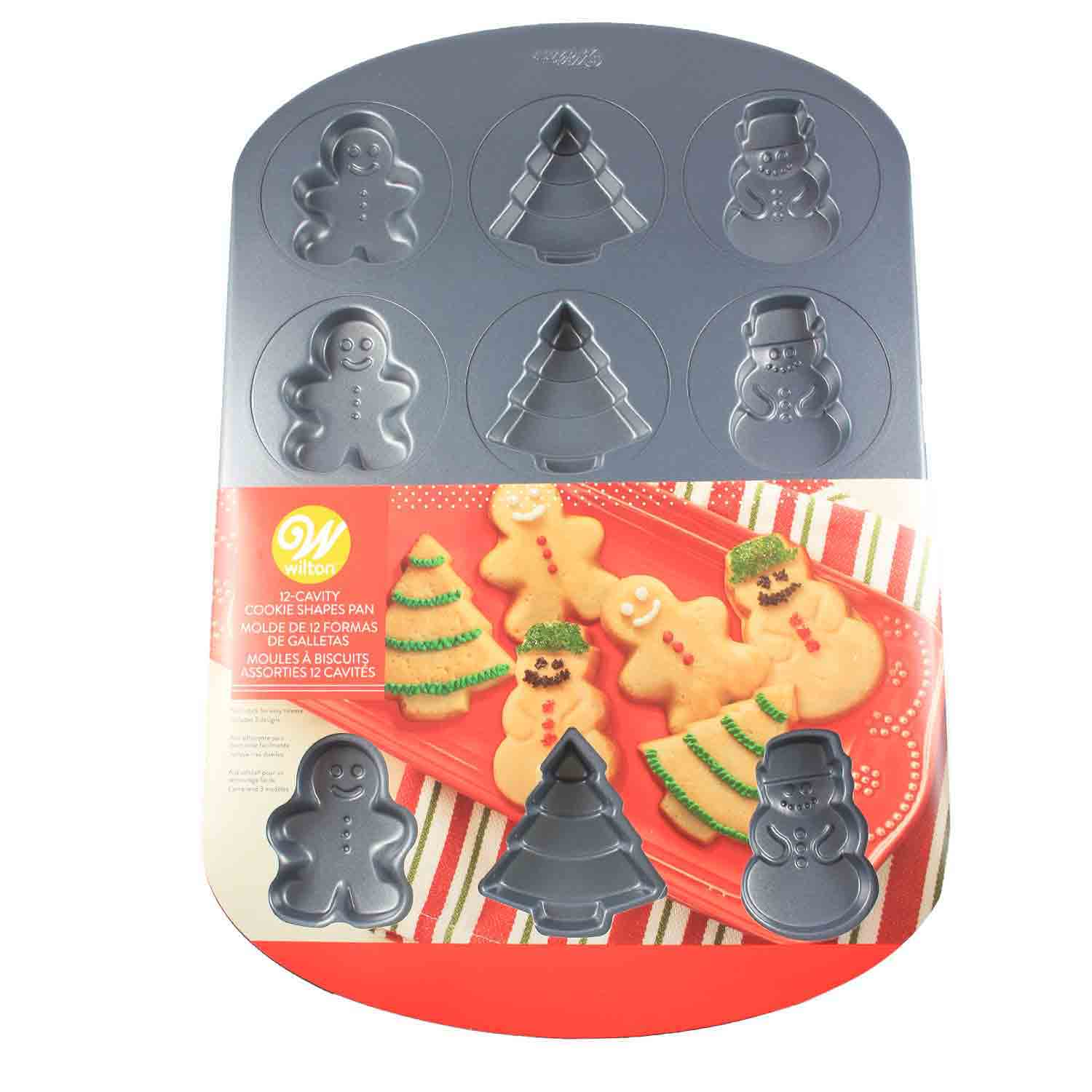 Christmas Icon Cookie Pan