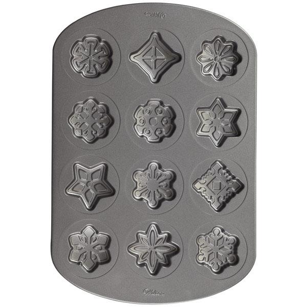 Snowflakes Cookie Pan