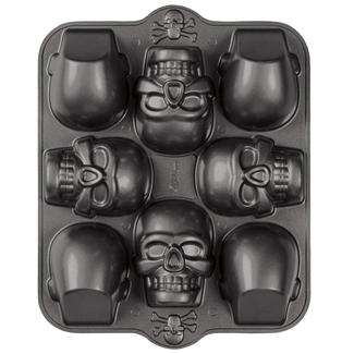 3-D Mini Skull Cake Pan