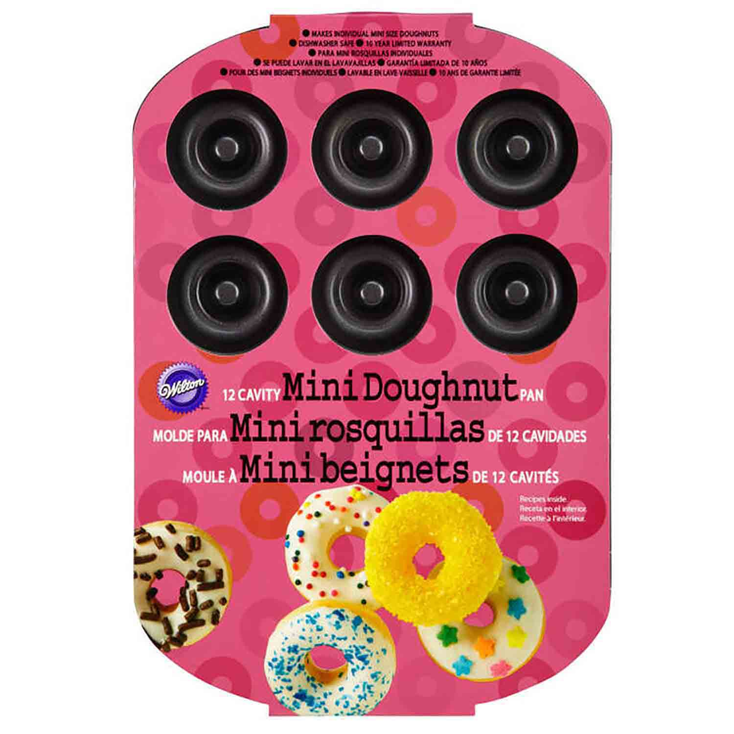 Mini Doughnut Pan