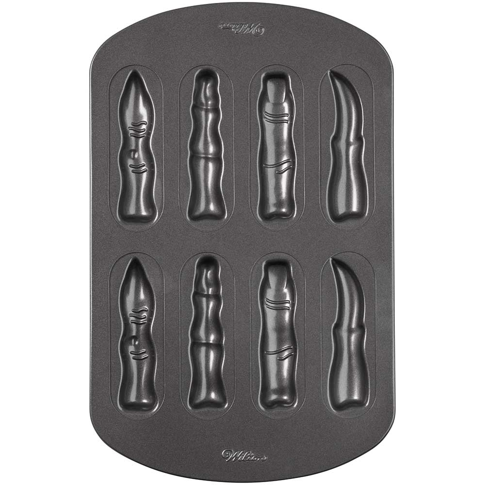 Monster Fingers Cookie Pan