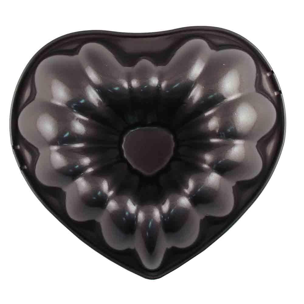 Heart Fluted Tube Cake Pan