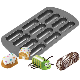 Delectovals Mini Cake Pan