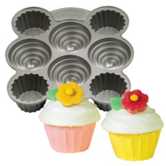 Multi Cavity Cupcake Pan