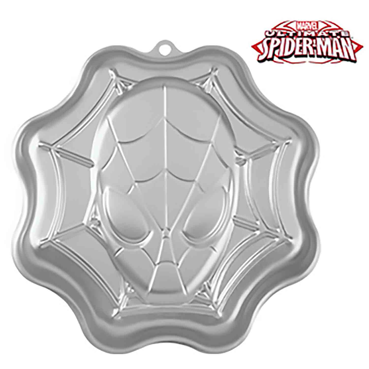 Spiderman Cake Pan