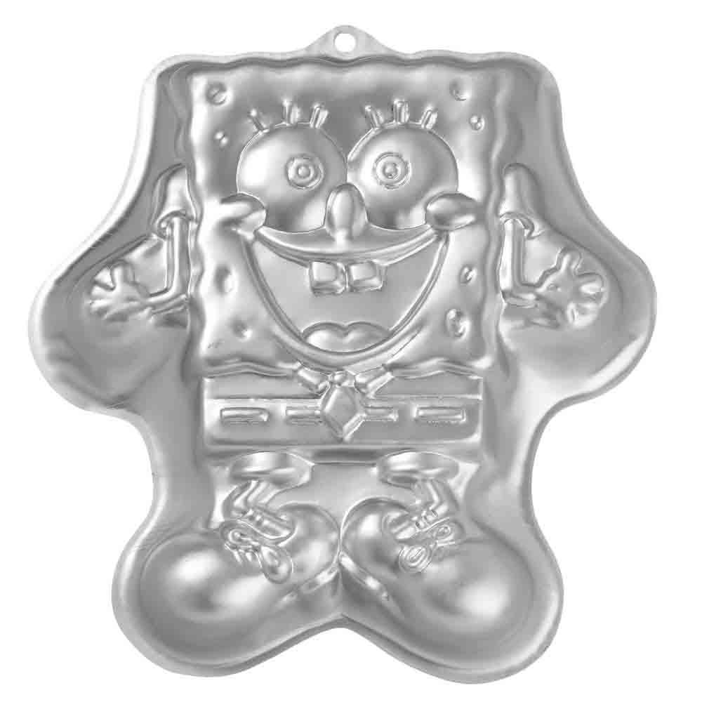 SpongeBob Excited Cake Pan
