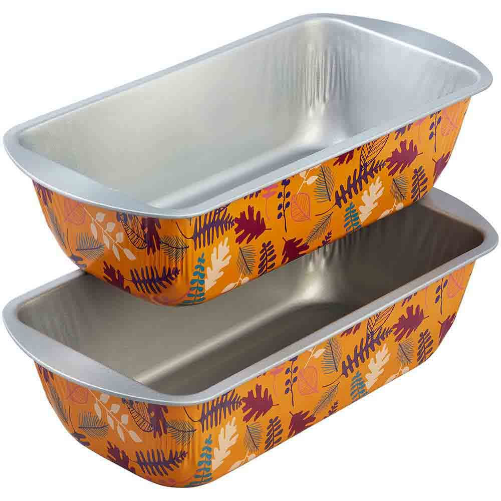 Fall Loaf Pan Set
