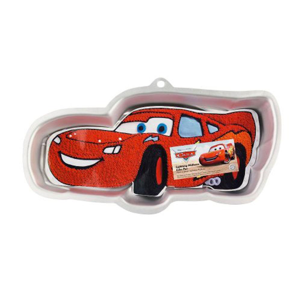Lightning McQueen (Cars © Disney/Pixar) Cake Pan