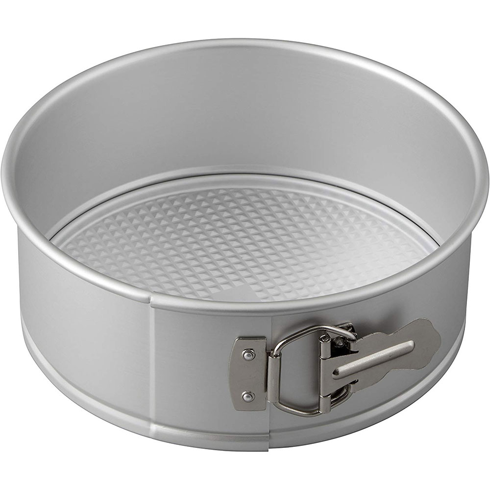 """8""""Aluminum Springform Pan"""