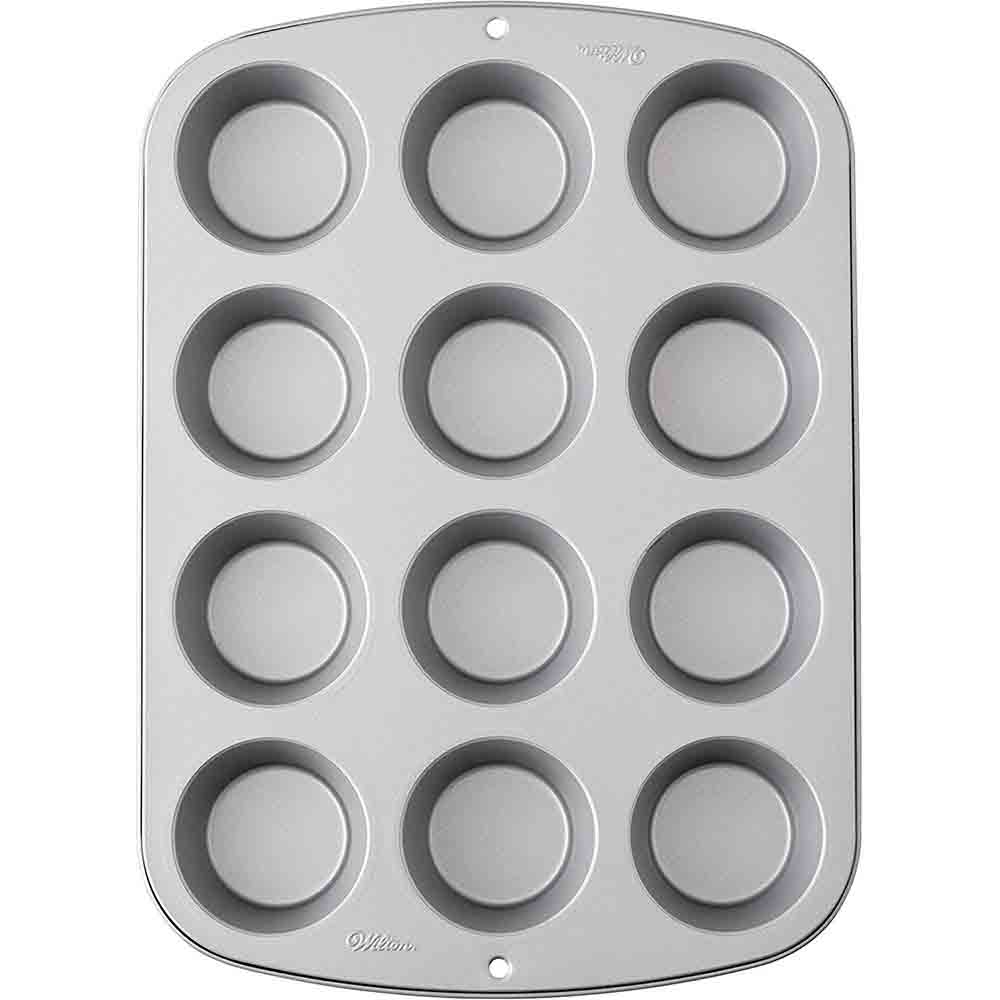 Recipe Right® 12 Cup Standard Muffin Pan