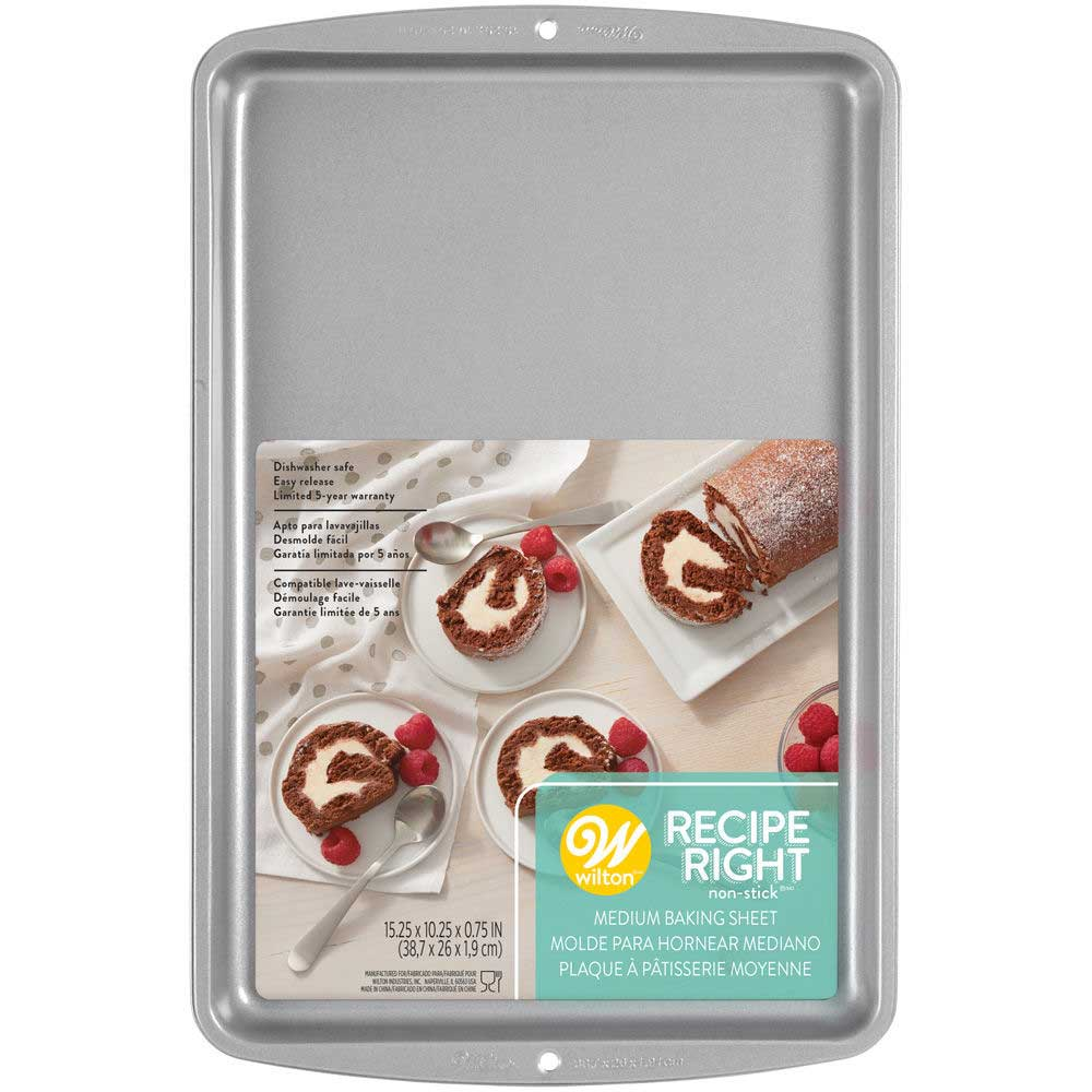 "10"" x 15"" Medium Cookie Pan"
