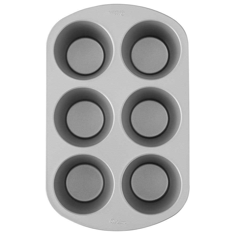 6 Cup King Size Muffin Pan