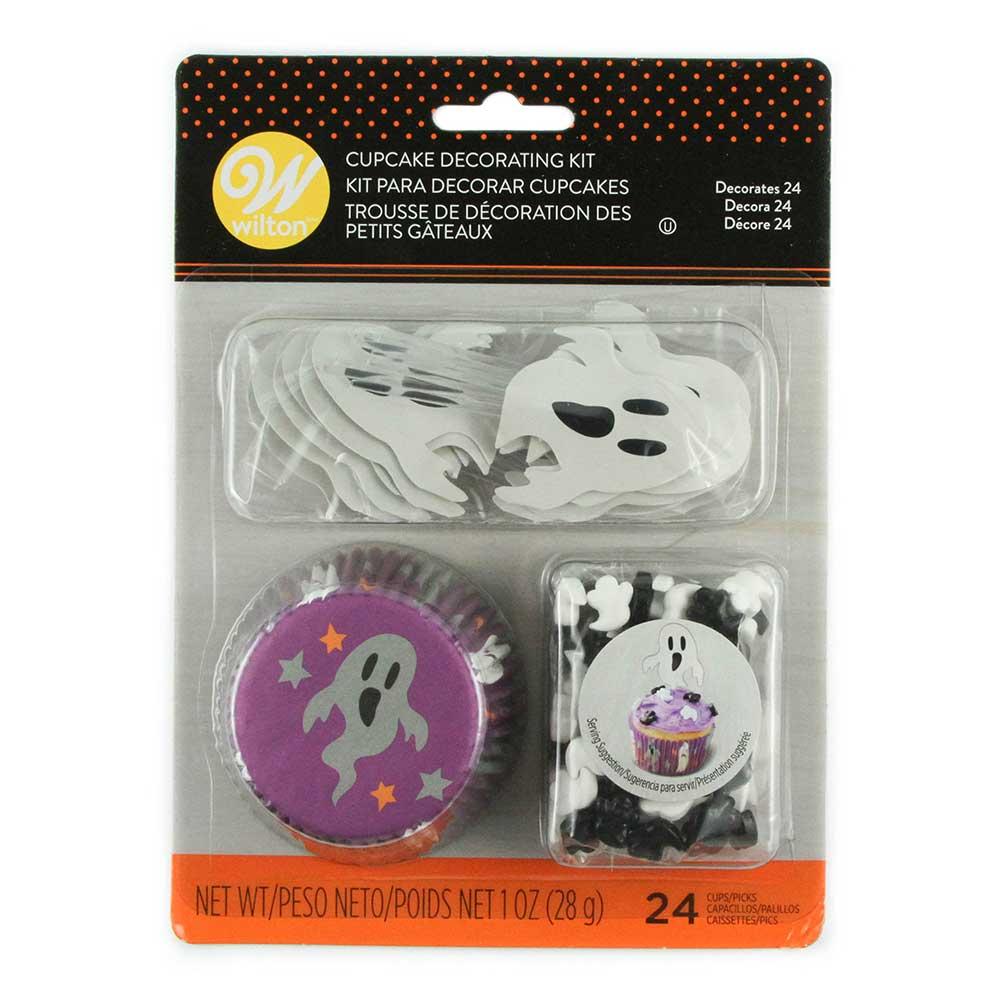 Ghost Cupcake Decorating Kit