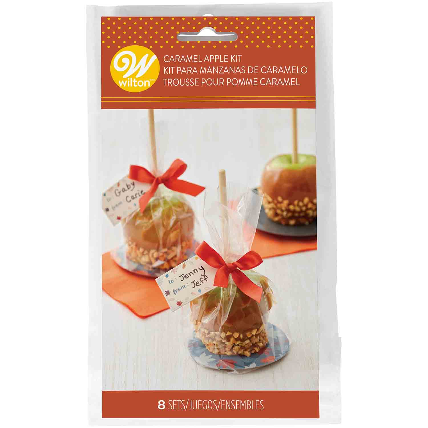 Caramel Apple Treat Kit