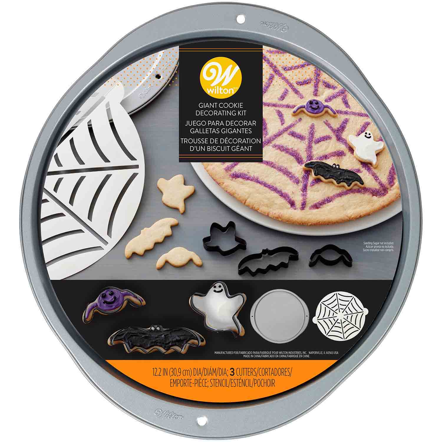 Giant Cookie Decorating Kit