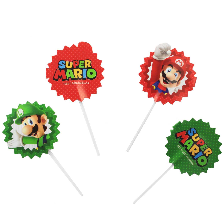 Super Mario Fun Picks