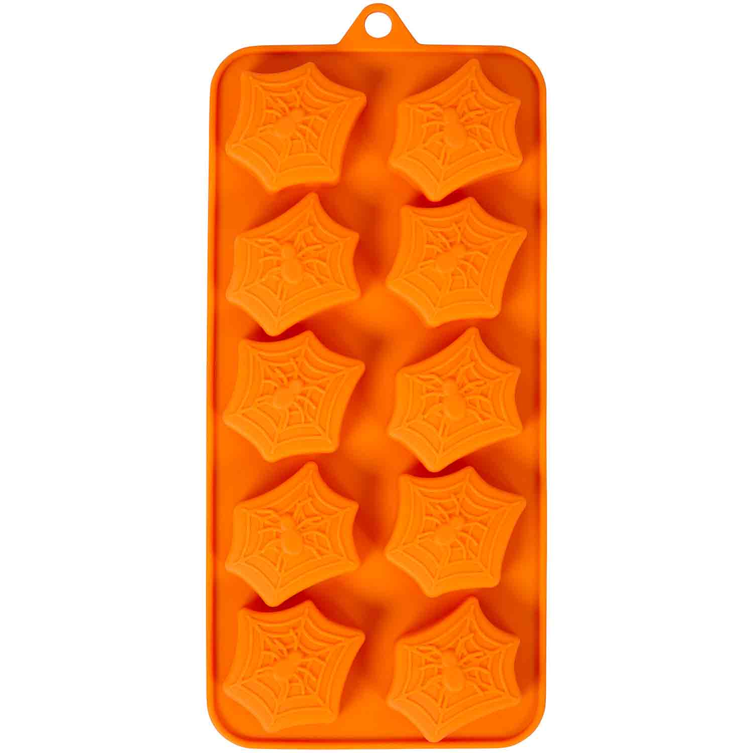 Spider Web Silicone Candy Mold
