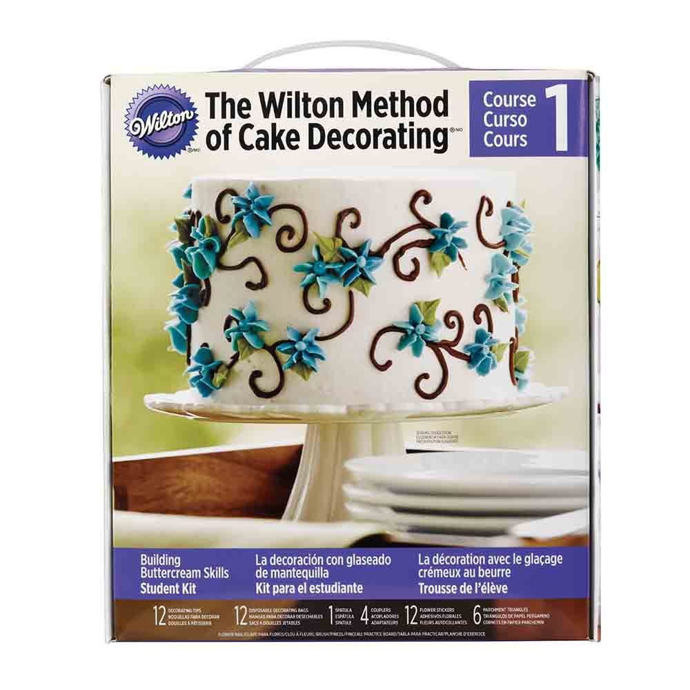 Course 1- Buttercream Skills Student Kit