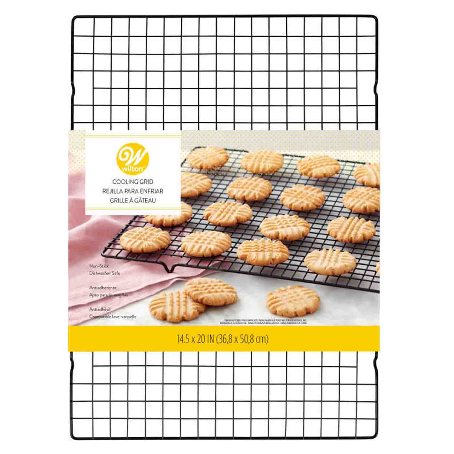 "14"" x 20"" Non-Stick Cooling Rack"